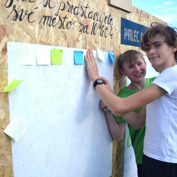 Návštěvníci Sportovního dne se dozvěděli více o plánech města