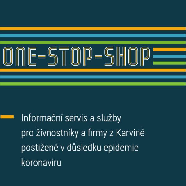 One-stop-shop: rychlé nasměrování k informacím a podpoře pro podnikatele z Karviné v nouzi